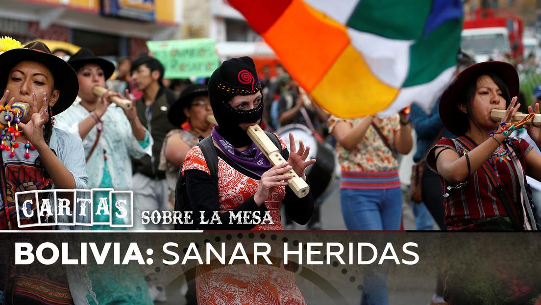 Bolivia: Sanar heridas