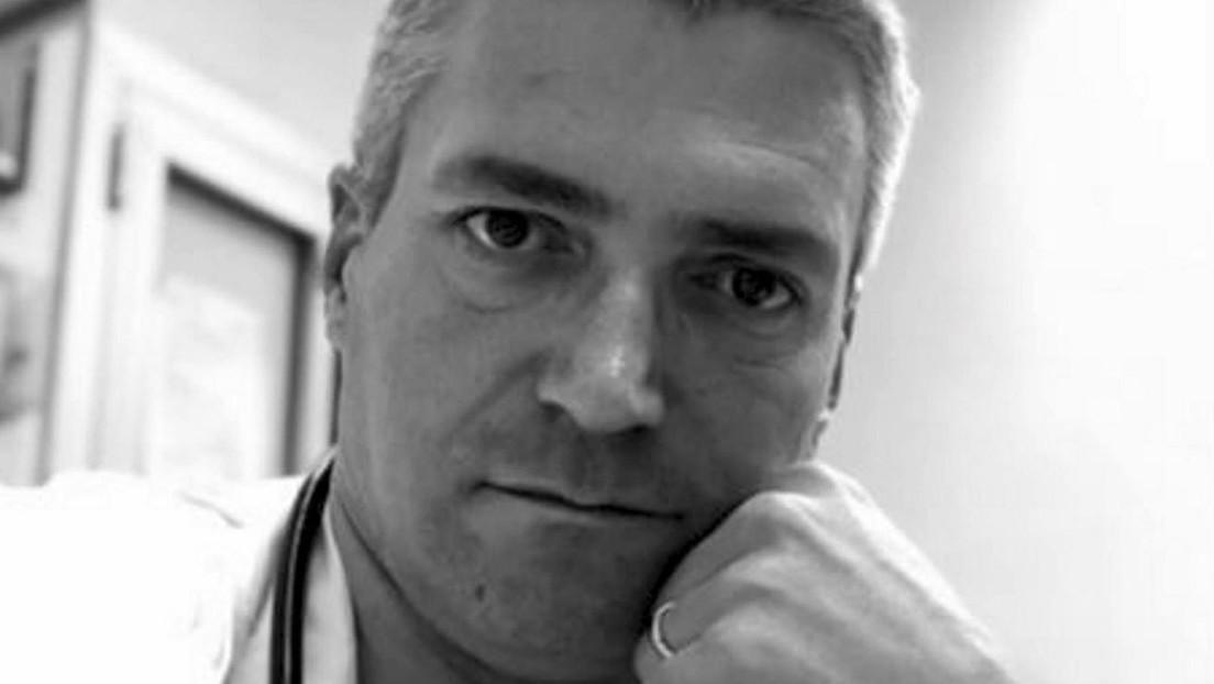 """Arrestan a un médico italiano acusado de administrar fármacos letales a pacientes con covid-19 para """"liberar camas"""" en medio de la pandemia"""