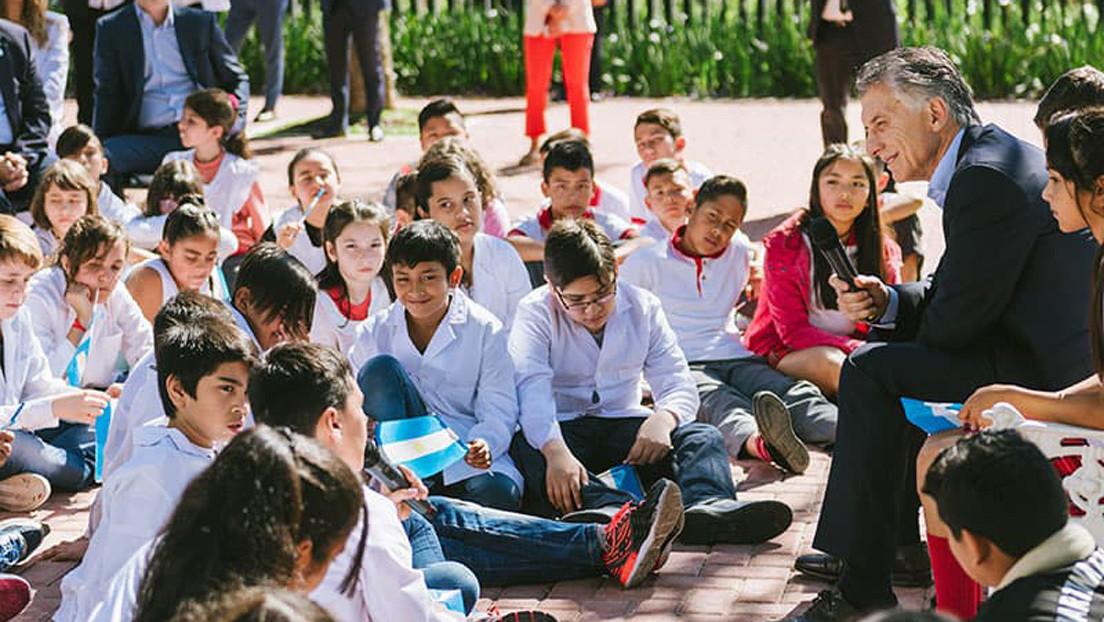 Macri lanza una fundación con su nombre centrada en educación (y este es el balance que dejó su gestión)