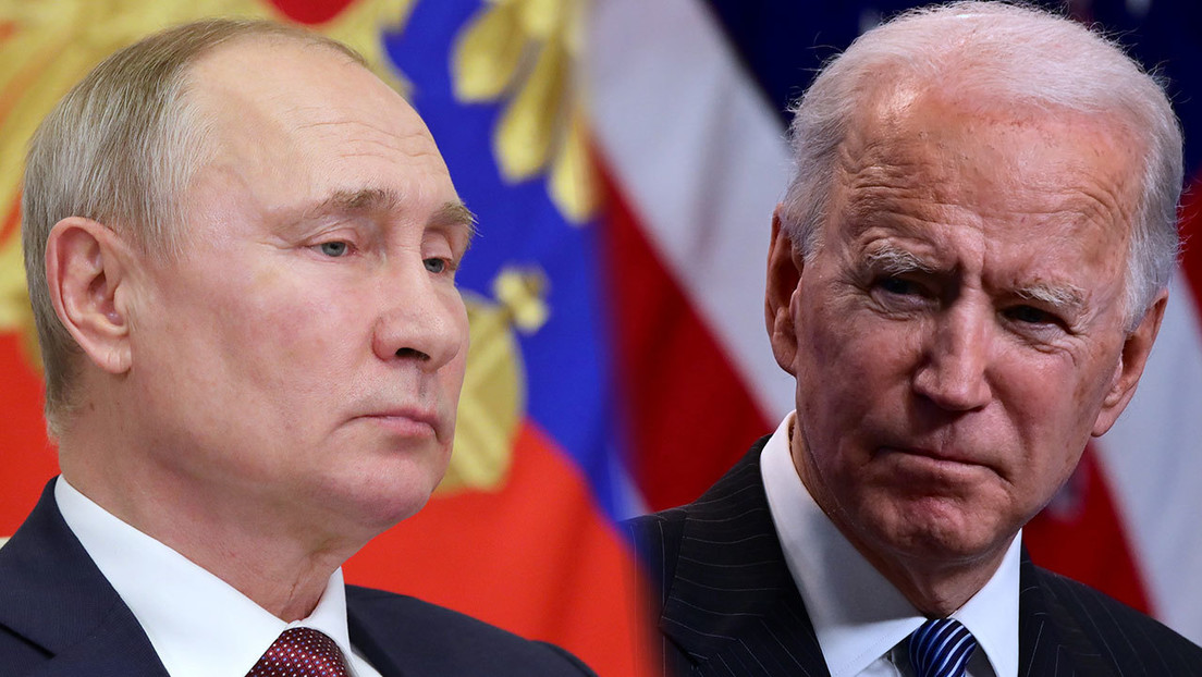 Putin y Biden mantienen su primera conversación telefónica y abordan las relaciones bilaterales entre Rusia y EE.UU.