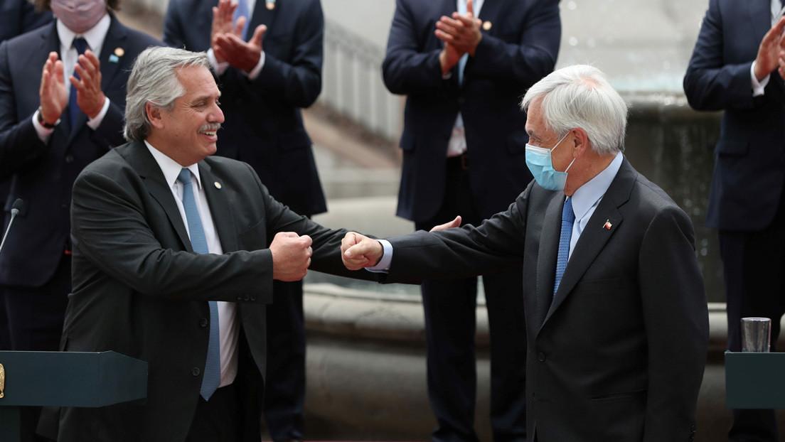 Con eje en la pandemia, Alberto Fernández y Sebastián Piñera ratifican su alianza estratégica más allá de ideologías