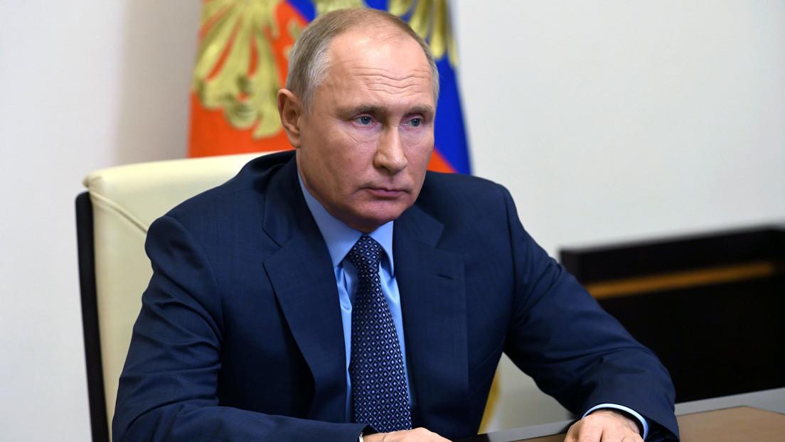 Putin presenta a la Duma Estatal un proyecto de ley para extender el Tratado START III