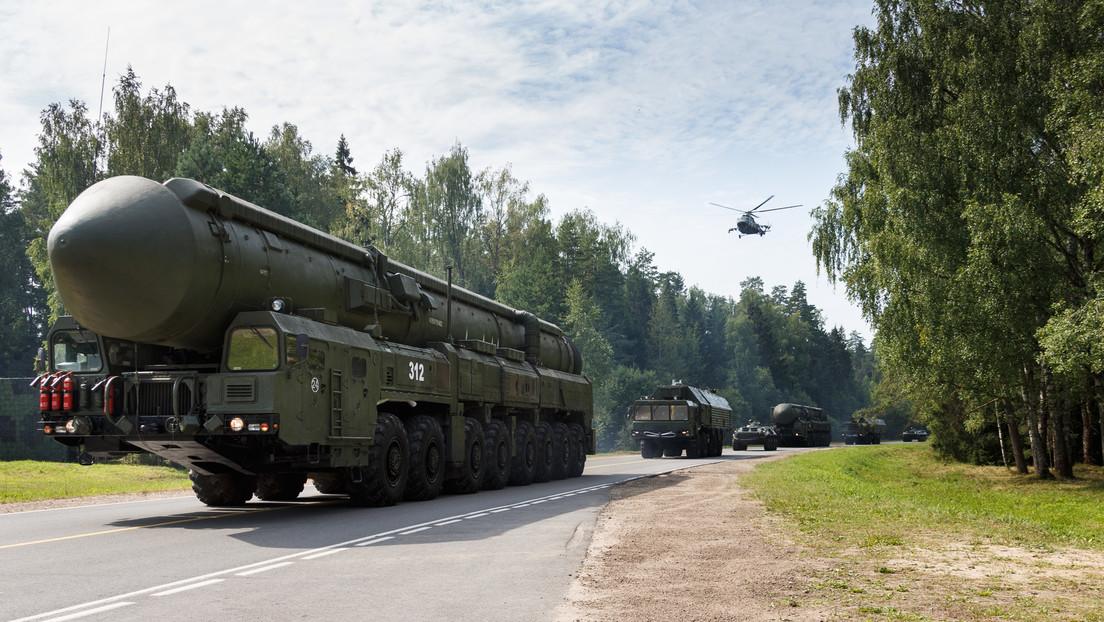 Rusia propone a EE.UU. incluir las armas nucleares y no nucleares ofensivas y defensivas en la agenda estratégica tras extender el Tratado START III