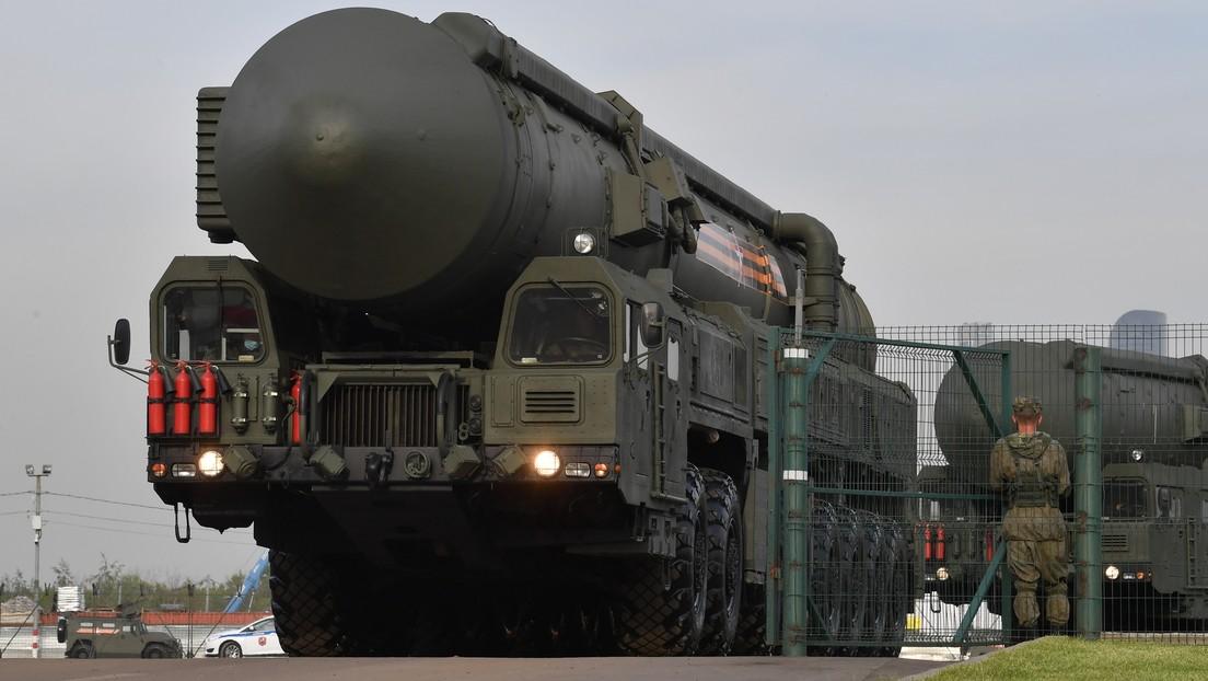 El Parlamento ruso ratifica el proyecto de ley para extender el Tratado START III por 5 años