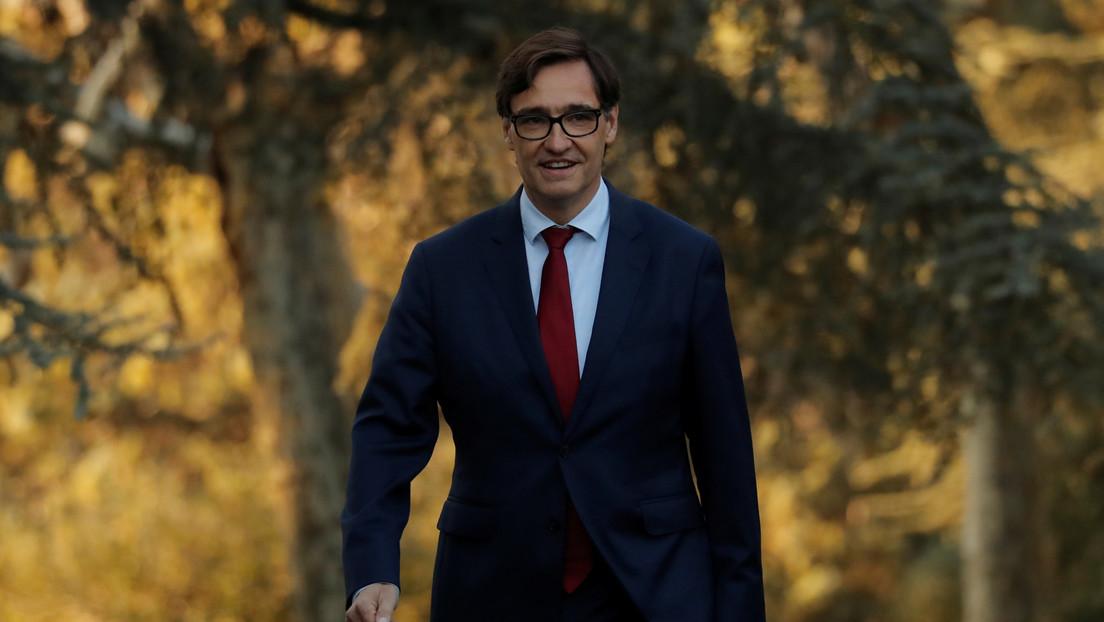 Salvador Illa, de ministro de Sanidad de España a candidato en las elecciones catalanas: un cambio determinante
