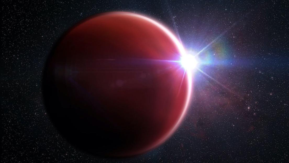Encuentran un 'hermano mayor' de Júpiter único que presenta un cielo totalmente despejado