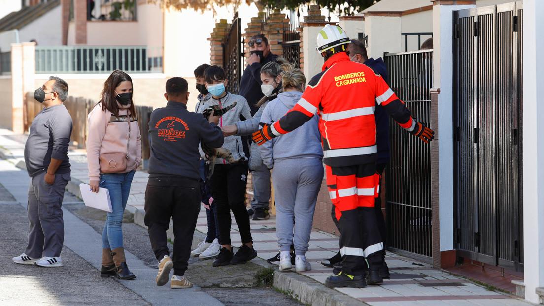 Más de 40 temblores en una sola noche: qué es un enjambre sísmico y por qué se produce en el sur de España