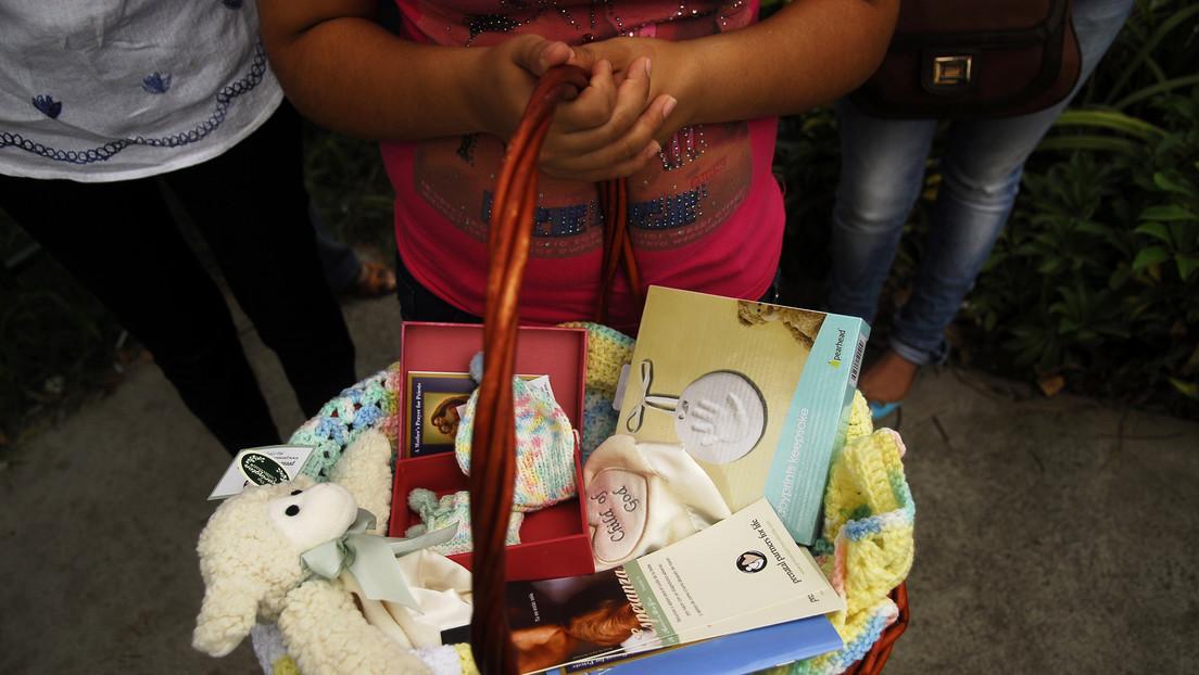 El Salvador, el país que obliga a sus niñas embarazadas a ser madres