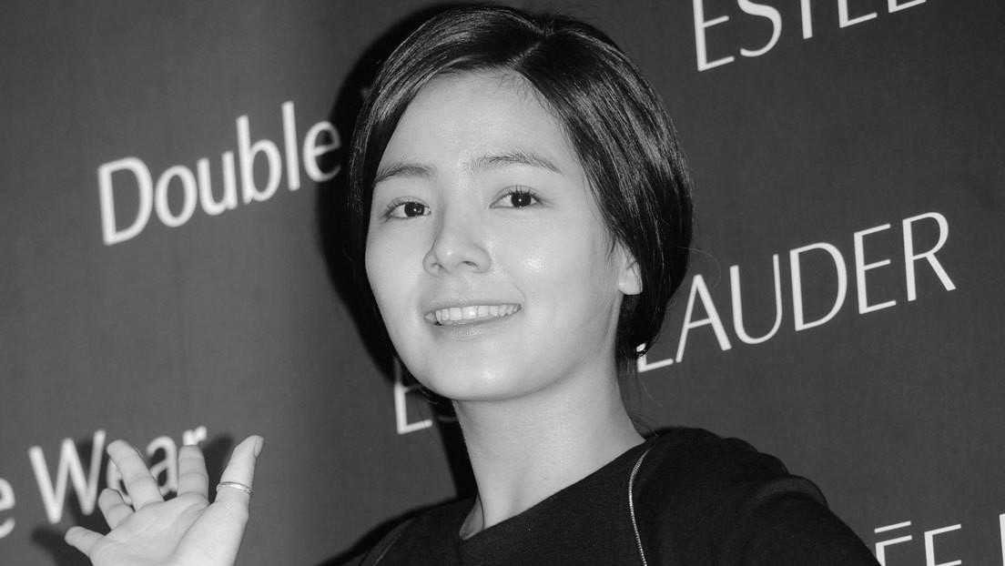 Hallan sin vida a la modelo y actriz surcoreana Song Yoo-jung