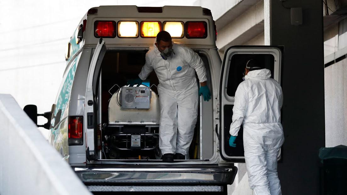 México registra un excedente de 44 % en las muertes por covid-19 reportadas por el Gobierno federal