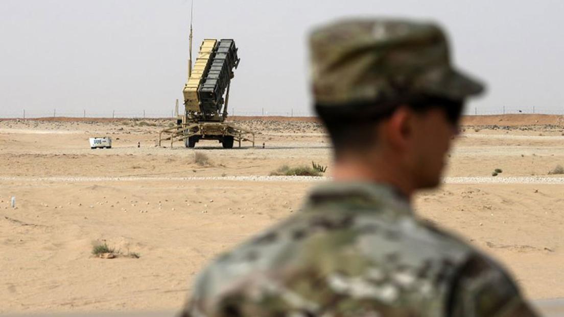 EE.UU. evalúa utilizar nuevas bases militares en Arabia Saudita para sus tropas en medio de las tensiones con Irán