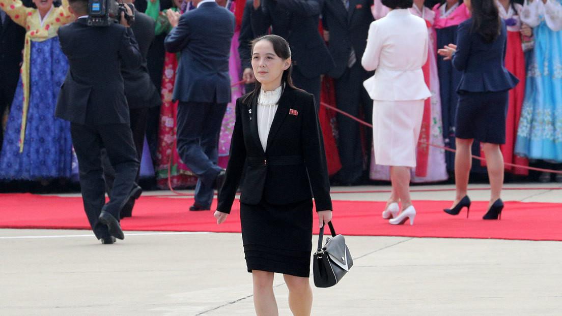 Seúl prevé que la hermana de Kim Jong-un encabece una agencia de supervisión de todos los servicios de inteligencia norcoreanos