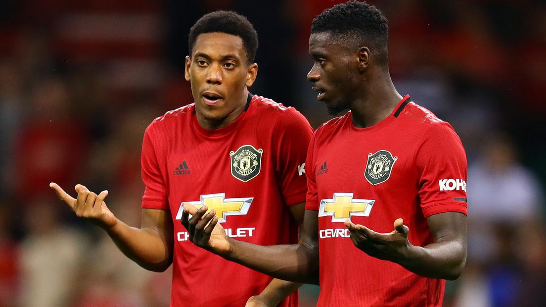 Dos estrellas del Manchester United sufren agresiones racistas tras la inesperada derrota ante el último equipo de la liga