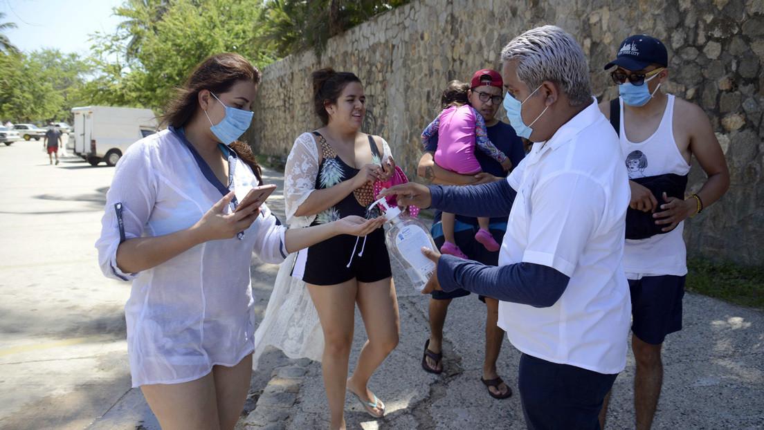 """EE.UU. emite una alerta de importación para los desinfectantes de manos provenientes de México: """"Son potencialmente peligrosos"""""""