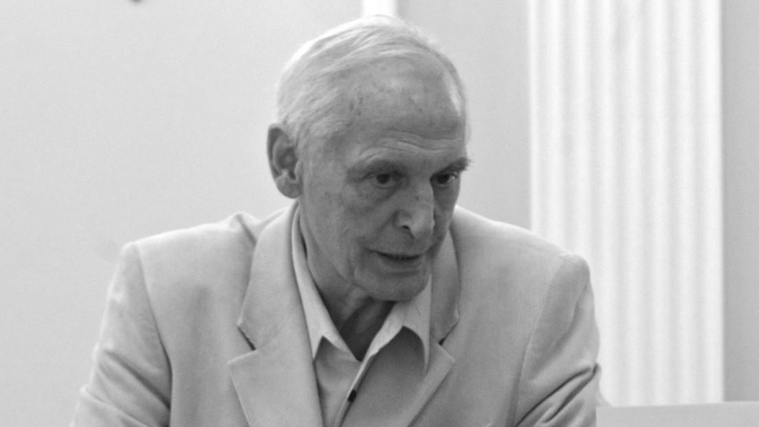 Muere a los 87 años el famoso actor ruso Vasili Lanovói