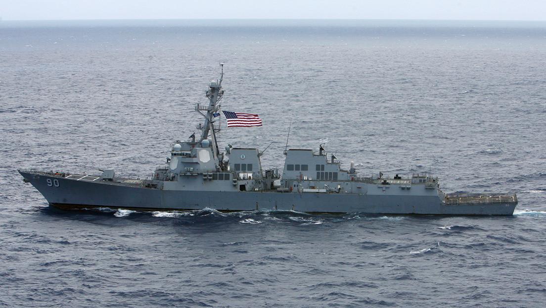Un brote de covid-19 estalla en un buque de guerra de EE.UU. mermando a su tripulación