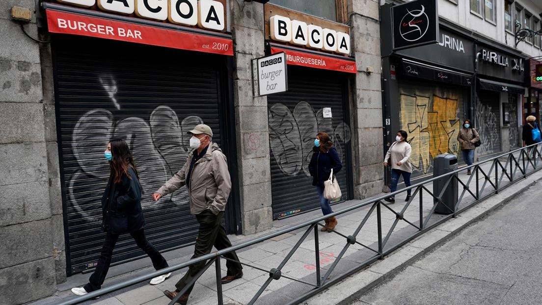 El coronavirus destruye 622.000 empleos en España en 2020 y la tasa de paro se sitúa en 16,13 %