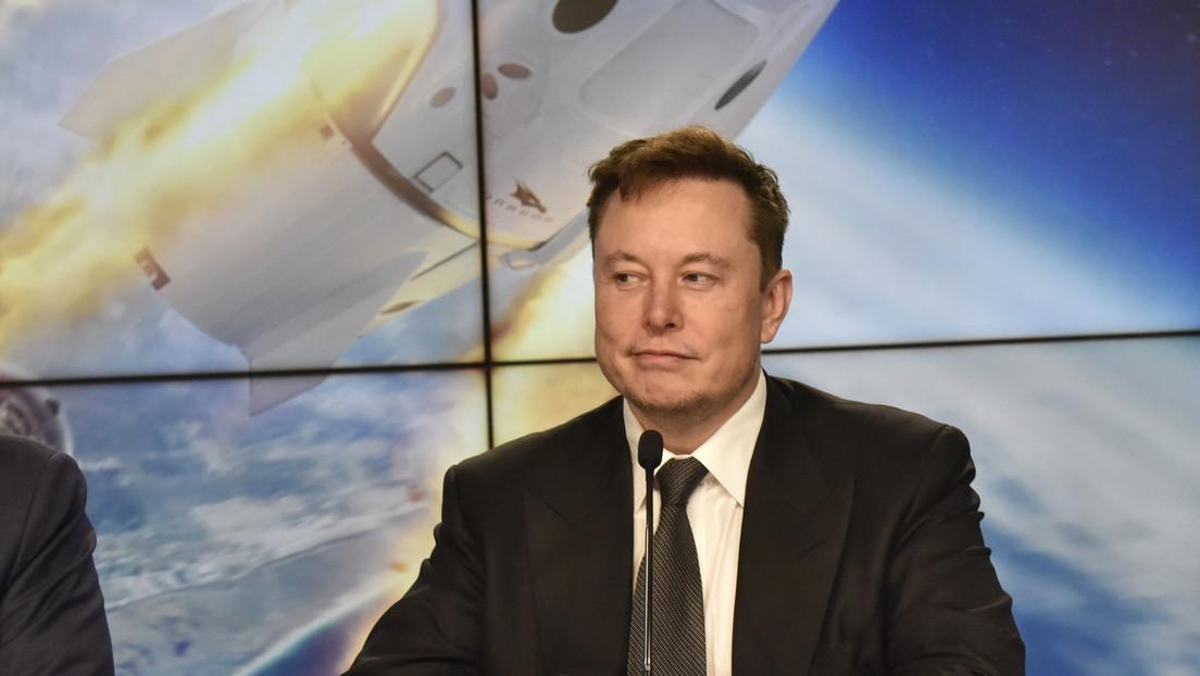Cofundador de Tesla y jefe de SpaceX, Elon Musk