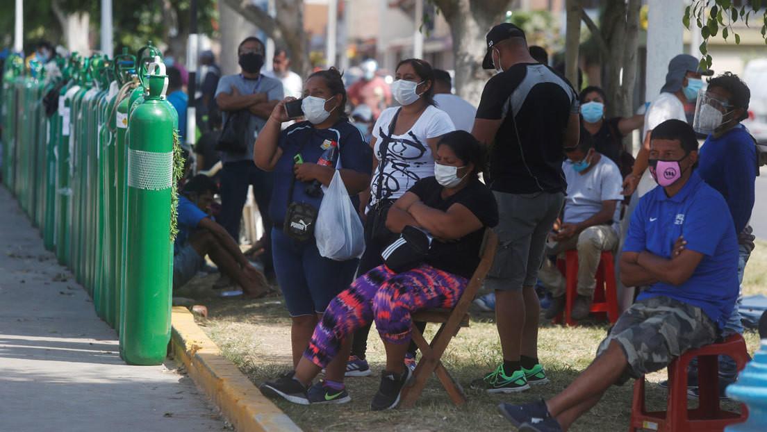 Regreso de la cuarentena y creciente emergencia sanitaria: el inédito panorama que enfrenta Perú en medio de las campañas presidenciales