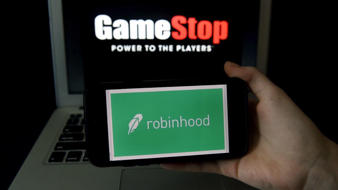 Las acciones de GameStop vuelven a dispararse tras levantar el corredor Robinhood la prohibición de su compra