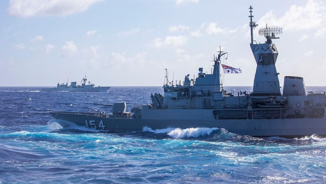 HMAS Parramatta IV