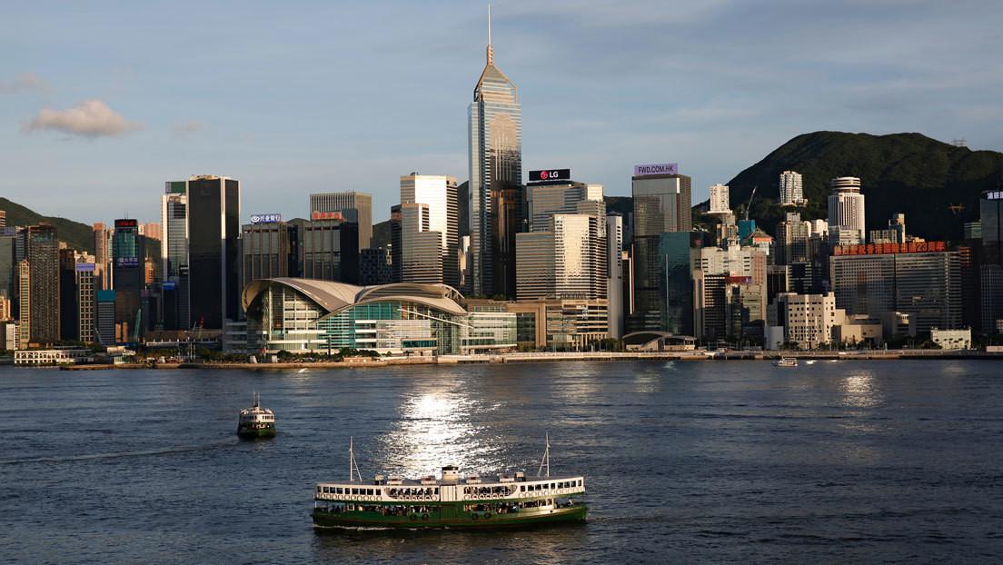 China dejará de reconocer el pasaporte británico de los habitantes de Hong Kong