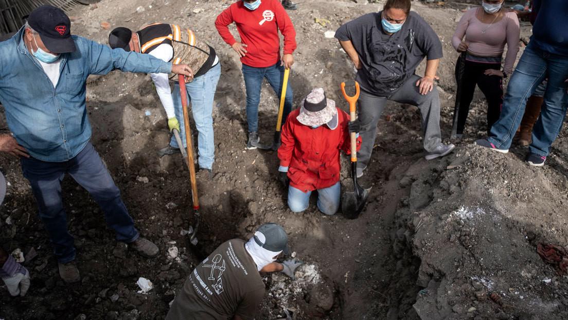 El trágico saldo de la guerra narco: México reconoce que hay más de 80.000 desaparecidos