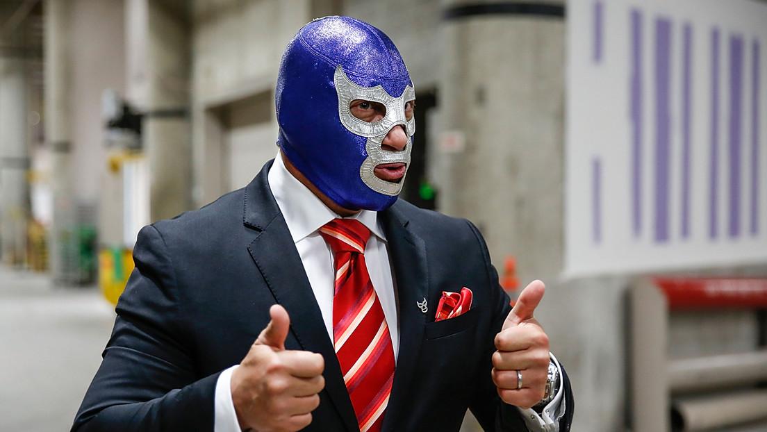 Ícono de la lucha libre mexicana Blue Demon Jr. protagonizará una nueva serie de Disney+