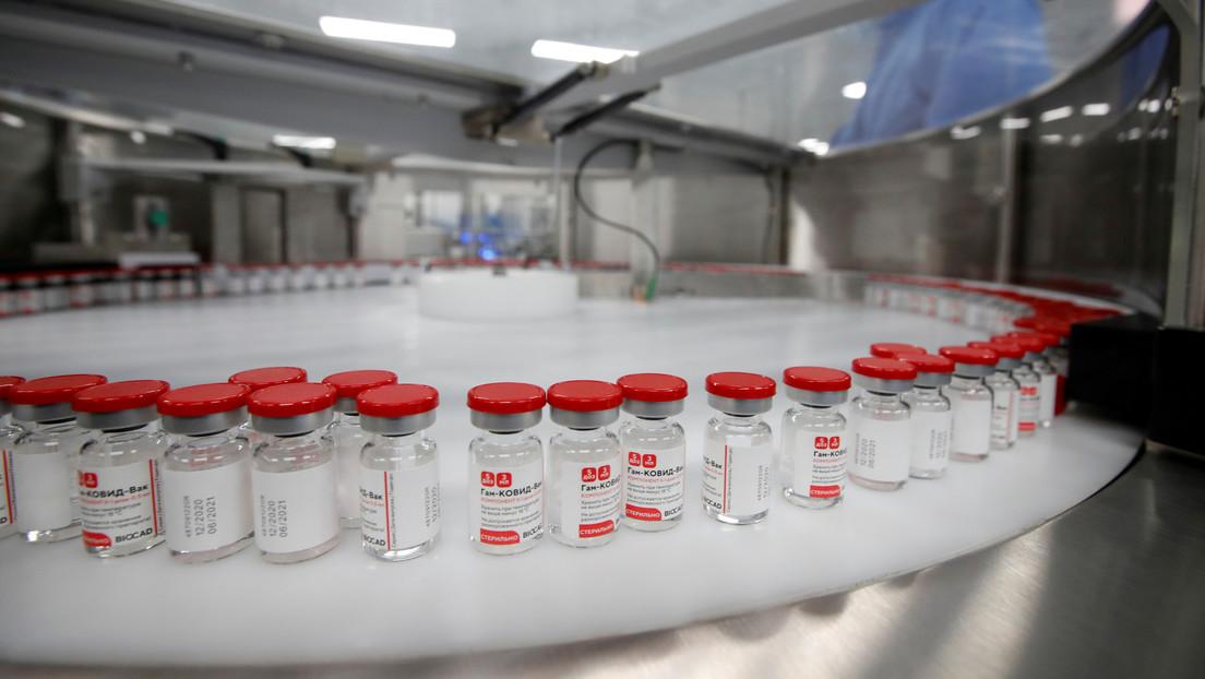 López Obrador afirma que la vacuna rusa Sputnik V probablemente llegará a México a finales de la próxima semana