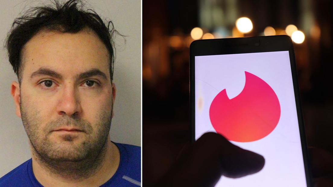 Encarcelan por tercera vez a un estafador en serie que usaba 'apps' de citas como Tinder para robar miles de dólares a sus víctimas