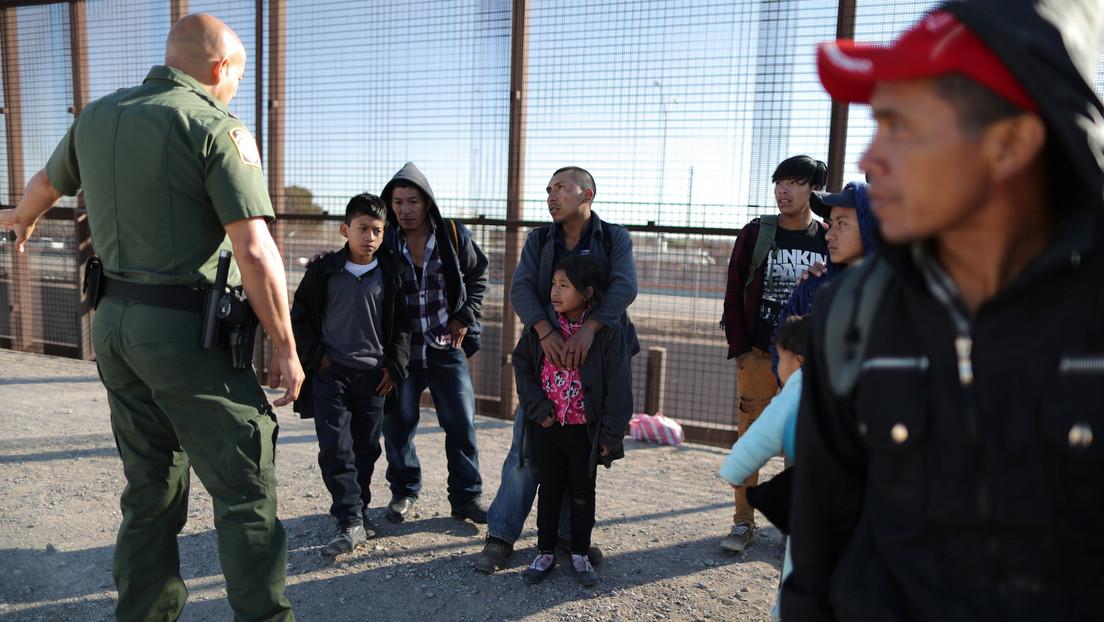 Una corte permite a los agentes fronterizos de EE.UU. expulsar a menores indocumentados y no acompañados en la frontera con México
