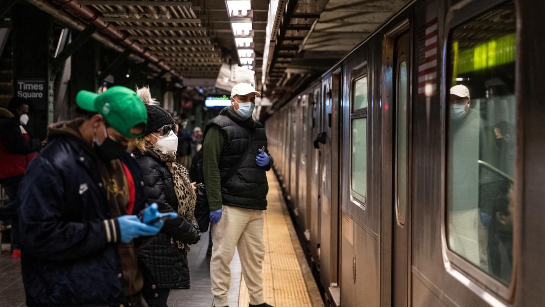 EE.UU. ordena el uso obligatorio de mascarillas en el transporte público a partir del próximo martes