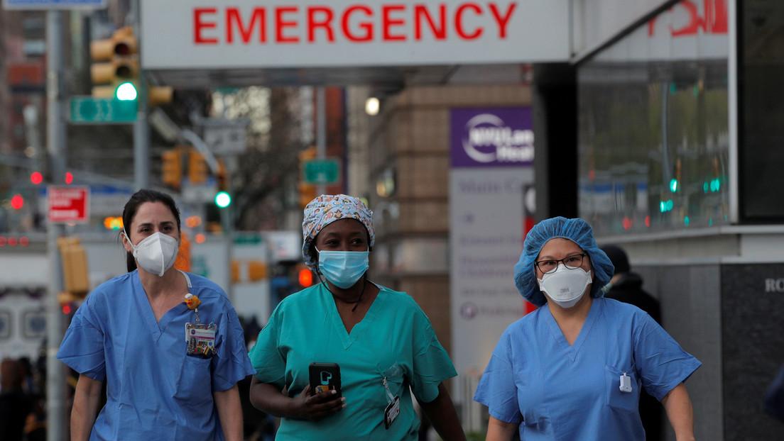 EE.UU. supera los 26 millones de casos de coronavirus