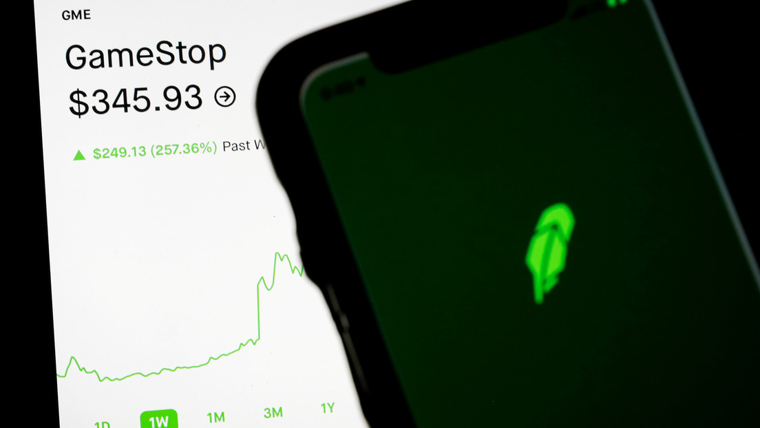 Robinhood niega que haya desactivado la compra de títulos de GameStop por presión de los fondos de cobertura