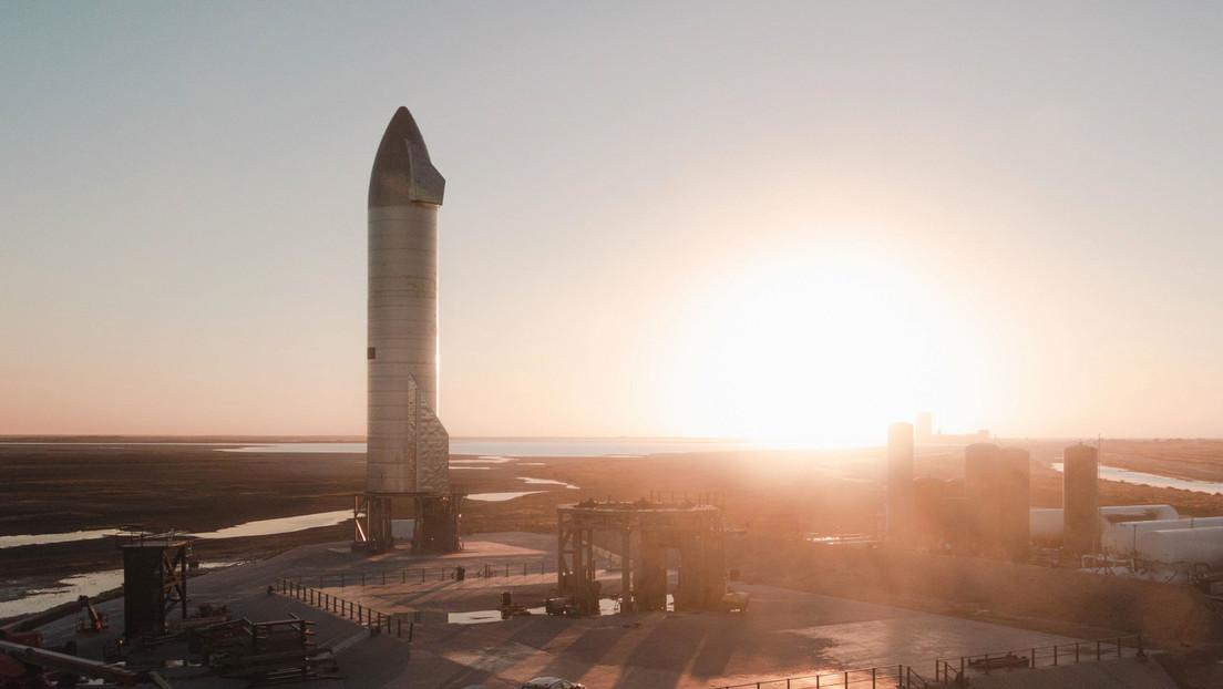 Reportan que Elon Musk planea usar gas natural de Texas para lanzar naves espaciales de SpaceX a la Luna y Marte