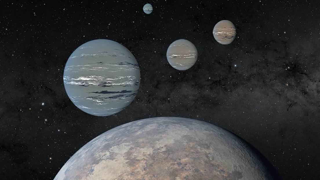 """Dos adolescentes """"ganan un premio gordo"""" al descubrir una 'super-Tierra' y otros 3 exoplanetas, que orbitan una estrella parecida al Sol"""