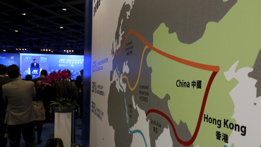China construye en Pakistán la Ruta de la Seda Digital, que se extiende desde Asia hacia Europa y África