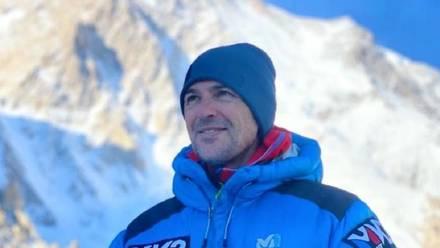 El alpinista español Sergi Mingote.