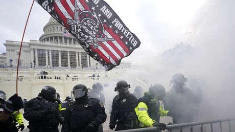 La Cámara de Representantes y el Senado de EE.UU. suspenden el debate del Colegio Electoral después de que manifestantes irrumpieran en el Capitolio