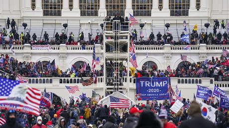 MINUTO A MINUTO: Partidarios de Trump irrumpen en el Capitolio