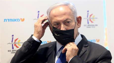 """El primer ministro de Israel anuncia un """"gran avance"""" y promete suficientes dosis para vacunar a toda la población del país para marzo"""