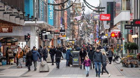 Suecia aprueba una nueva ley que permite cerrar las tiendas para detener el covid-19