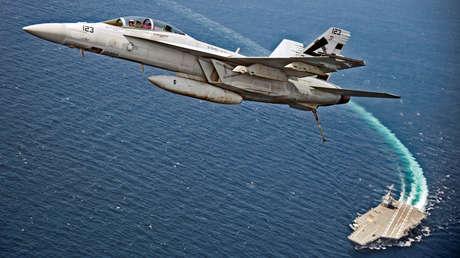 El portaaviones más caro y avanzado de EE.UU. sigue arrastrando problemas técnicos 3 años después de su estreno