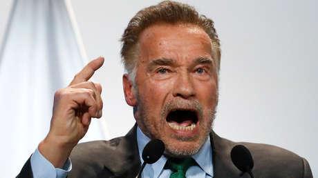 """Arnold Schwarzenegger califica a Trump como """"el peor presidente de la historia"""""""