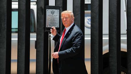 Aspectos relevantes sobre el muro fronterizo con México en el ocaso de la Administración Trump