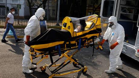Ciudad de México alcanza su mayor pico de hospitalizaciones por covid-19 desde el inicio de la pandemia
