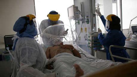 Bogotá en alerta por la ocupación de más de 93 % de las unidades de cuidados intensivos para pacientes con covid-19