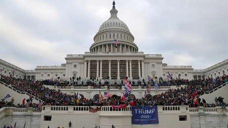 """El Estado Mayor Conjunto de EE.UU. califica los disturbios en Washington de """"asalto directo al Congreso, al Capitolio y al proceso constitucional"""""""