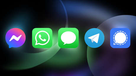 Qué datos sobre nosotros recopilan los más populares servicios de mensajería
