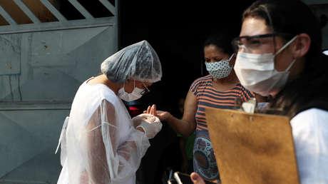 ¿Qué se sabe de la nueva variante de coronavirus detectada en Brasil?
